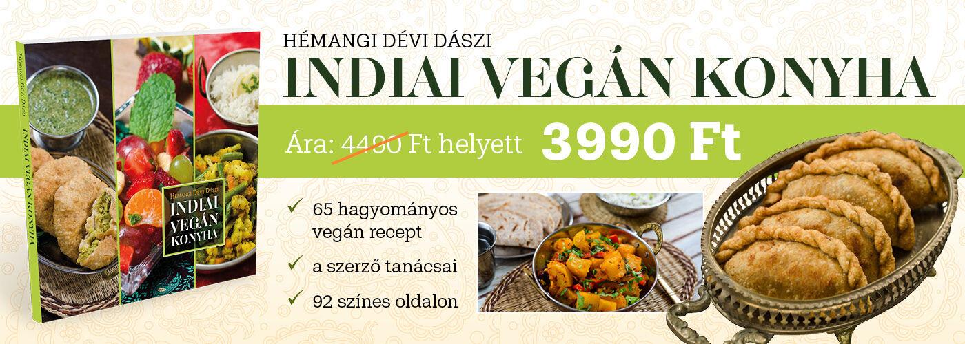Indiai vegán 3990