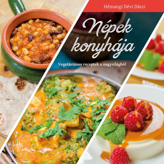 Népek konyhája - vegetáriánus receptek a nagyvilágból
