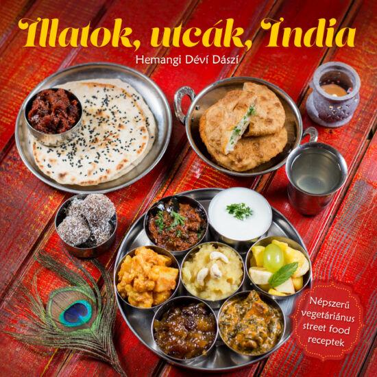 Illatok, utcák, India