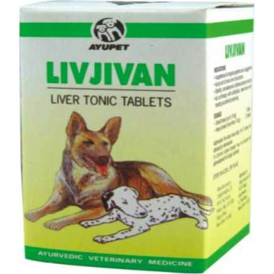 Livjivan májvédő cseppek kutyáknak 30ml