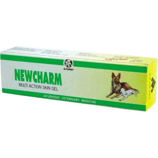 Newcharm gél Kutyák hámsérülésére a gyors sebgyógyulásért 25g