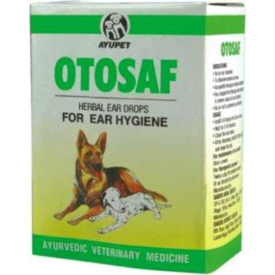 Otosaf fülcsepp Kutyáknak, Macskáknak a teljeskörű fülhigiéniáért 10ml