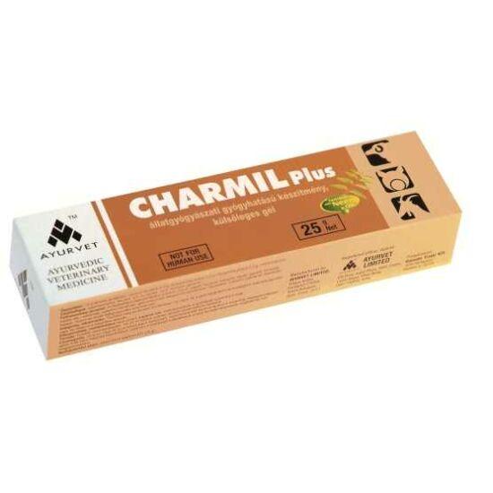 Charmil Plus gyógynövényes sebgyógyító, hámosító hatású gél 25g